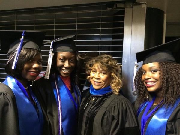 District High school grads