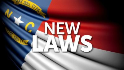 New Laws Effective on New Year's Day