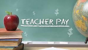 NC Teacher Pay Lags Behind National Average