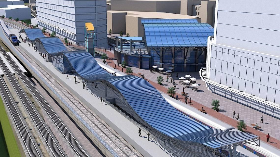 Charlotte Gateway Station