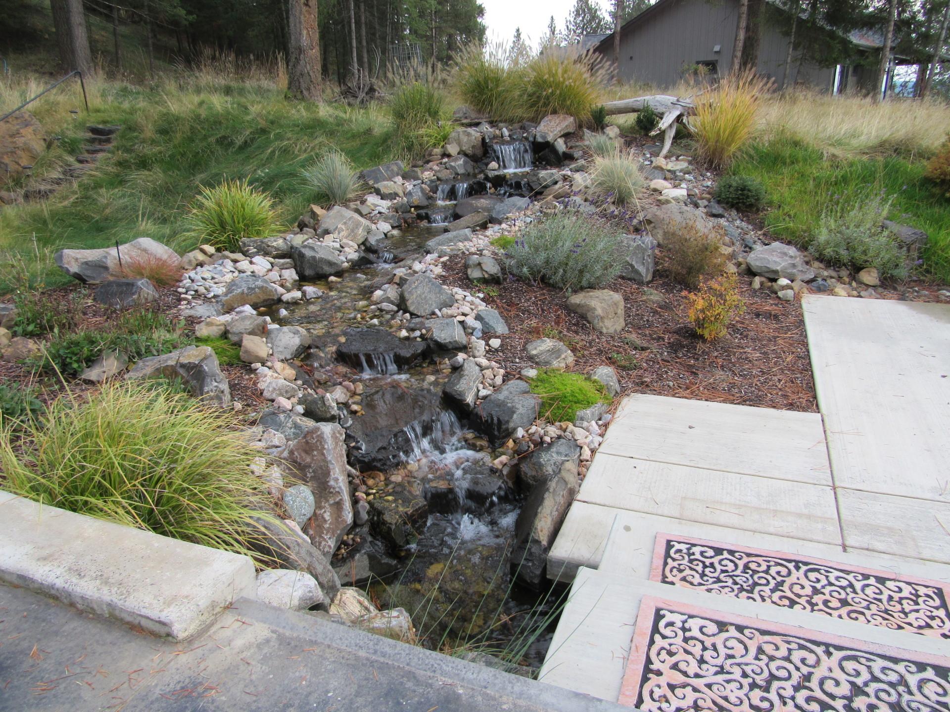 Artificial Creeks