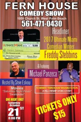 Fern House Comedy Show