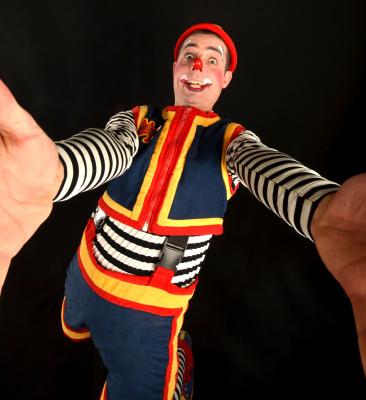 Zip-E the Clown