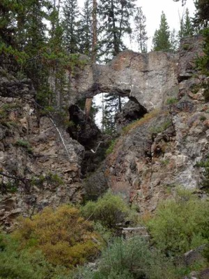 Natural Bridge Arch