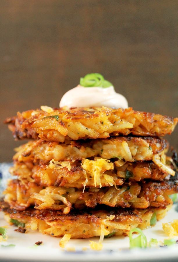 Fried Potato Latkes