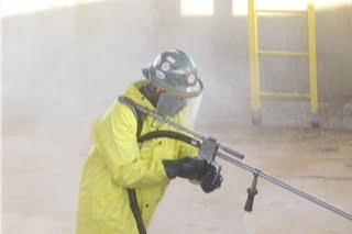 OFF-SITE EXCHANGER CLEANING