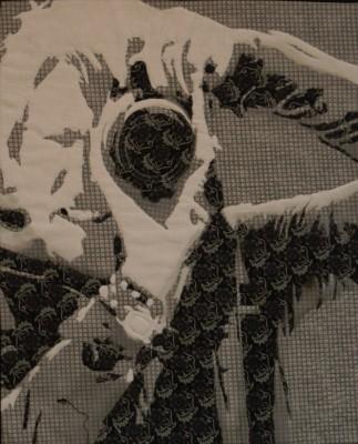 Art quilt,