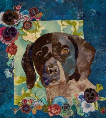 Art quilt, Pictorial quilt