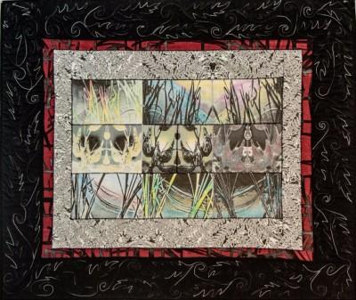 Photo quilt, art quilt