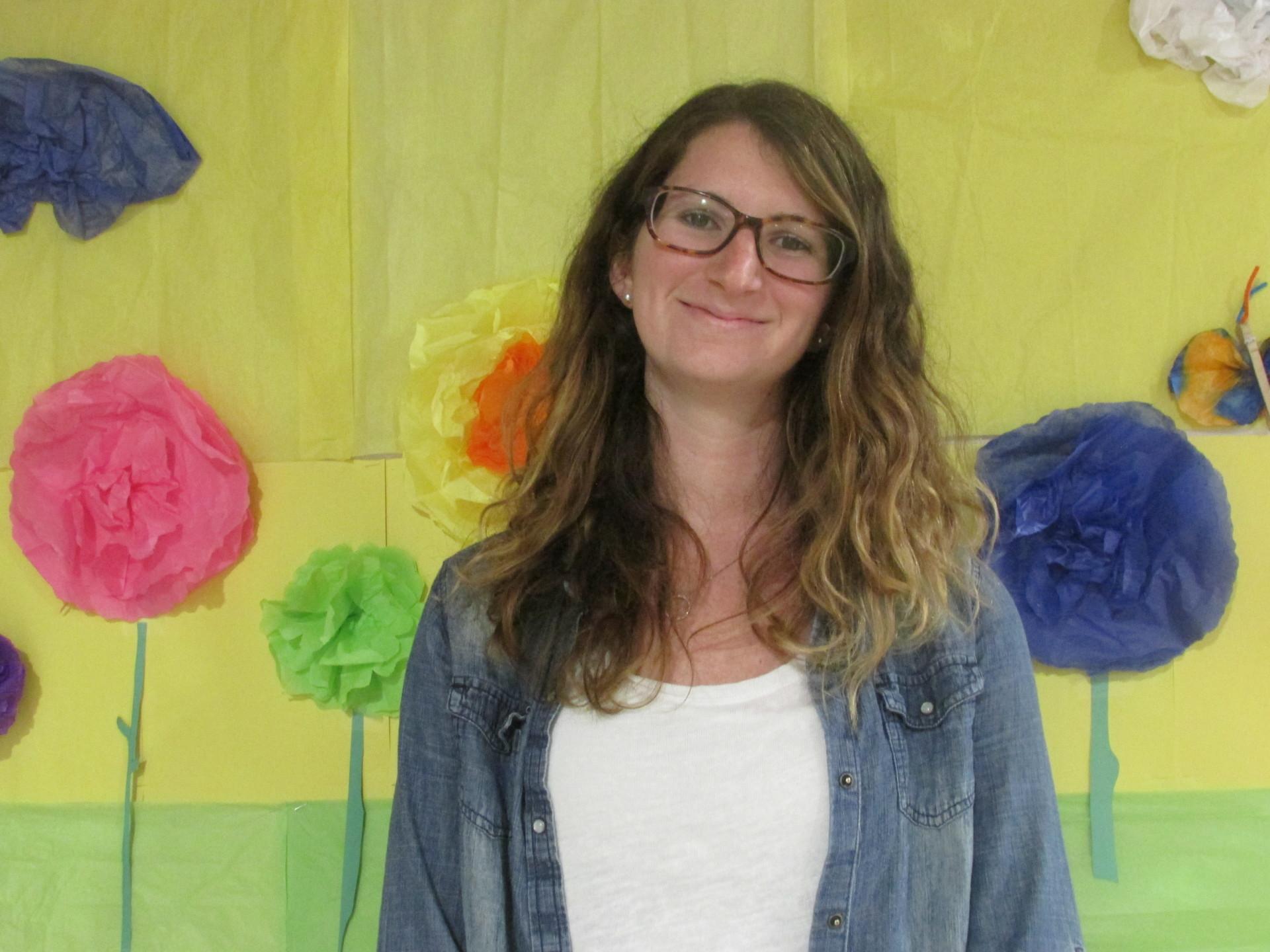 Alysha, Art Therapist