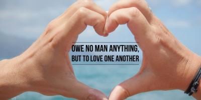 Owe Nothing to Anyone