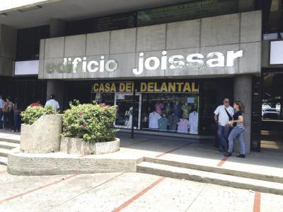 Edificio Joissar, San José