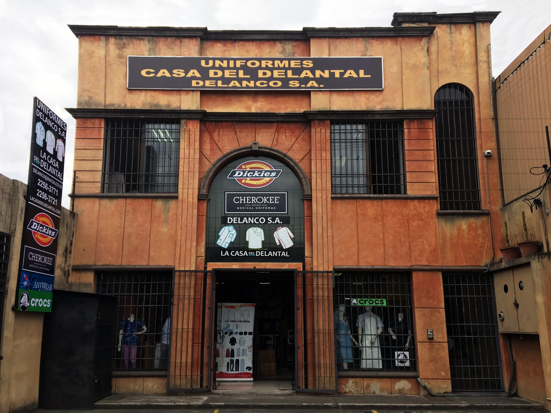Edificio Delanco, San José