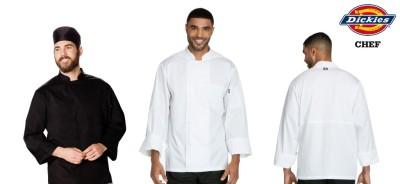 Saco de Chef con Ventilación - Dickies