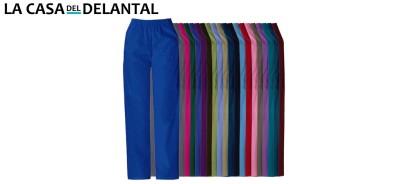 Pantalón de Elástico