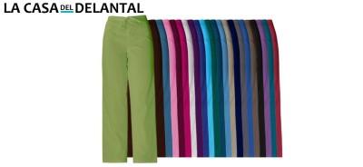 Pantalón de Pretina y Elástico
