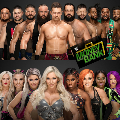 Money in the Bank (2018) Results