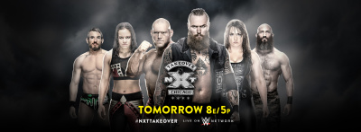 NXT Takeover: Chicago (2018) Results