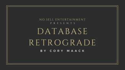 Database Retrograde - One Night Only