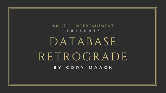 Database Retrograde - Badd Blood