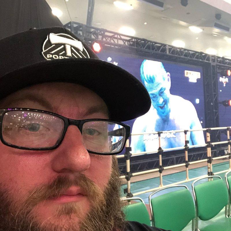Jeff Maack In Japan: NJPW G1 Climax (2018)
