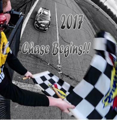 2017 Chase Begins