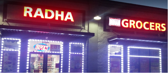 Radha Indian Grocers