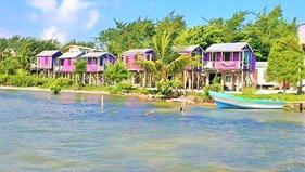 Ignacio Beach Cabinns
