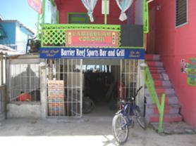 Barier Reef Stoprts Bar