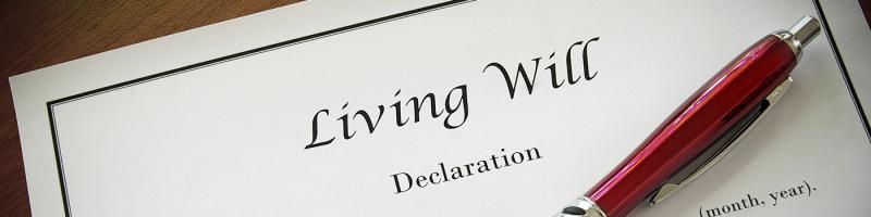 Living Will Declaration