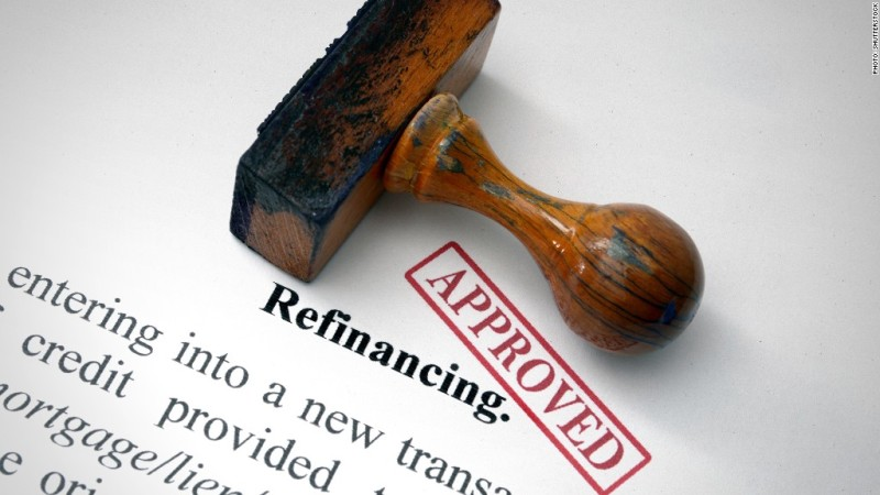 Refinance Loan Application