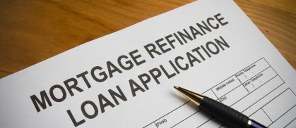 Home Mortgage Refinance Applications