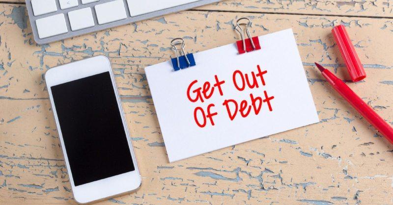 Get Out of Debt Reminder