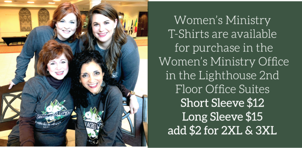Women's Ministry Shirts