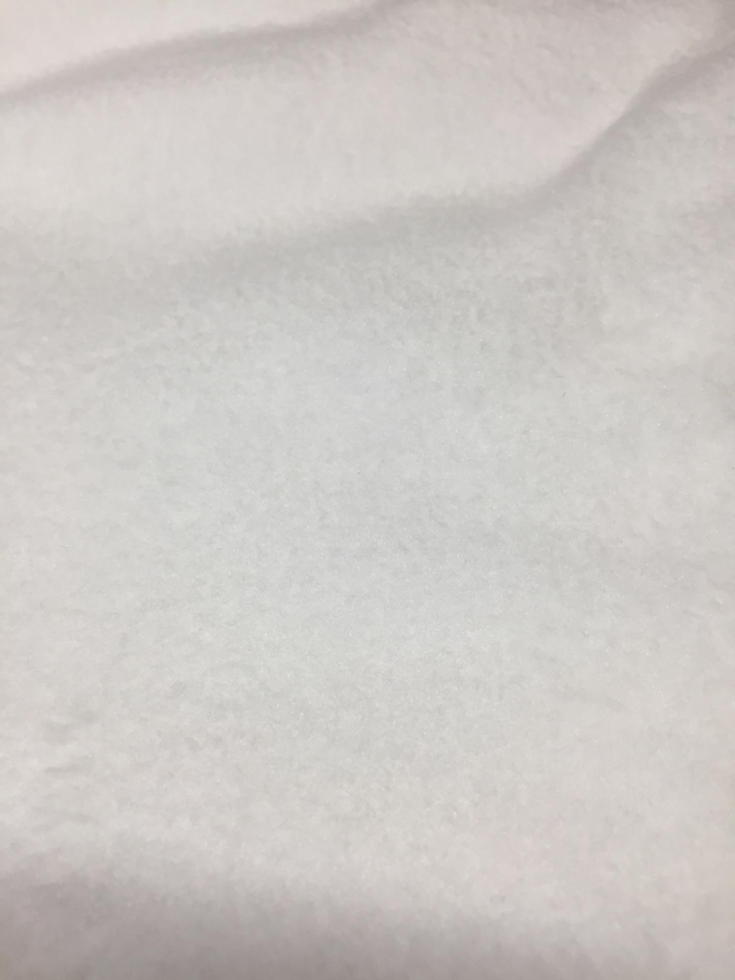 031 White - Fleece