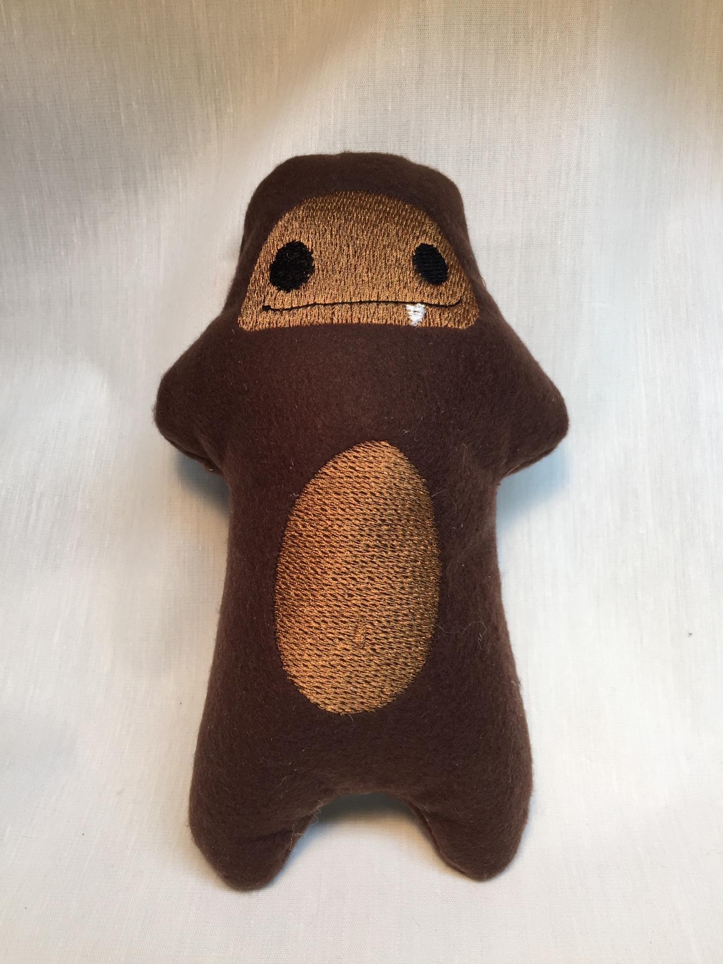 Handmade Fleece Squaker Dog Toys