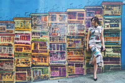 QiPao x Street Art