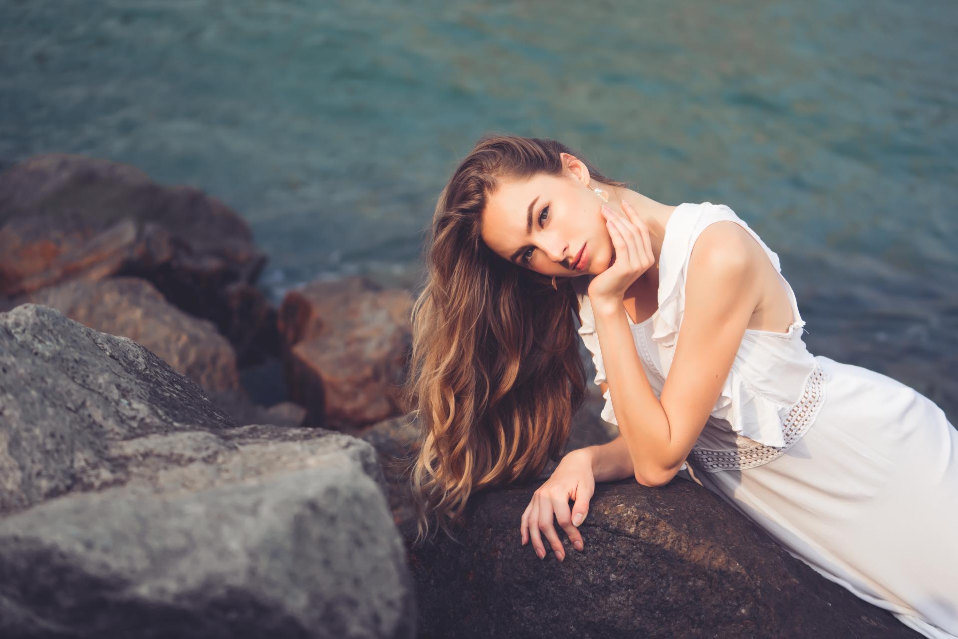 Kate Portrait @ Park Island