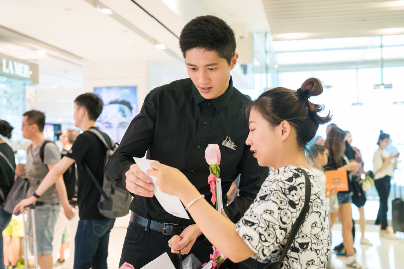 Dior Mother's Day Event @ Harbour City