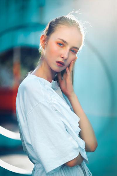 Anastasya Portrait