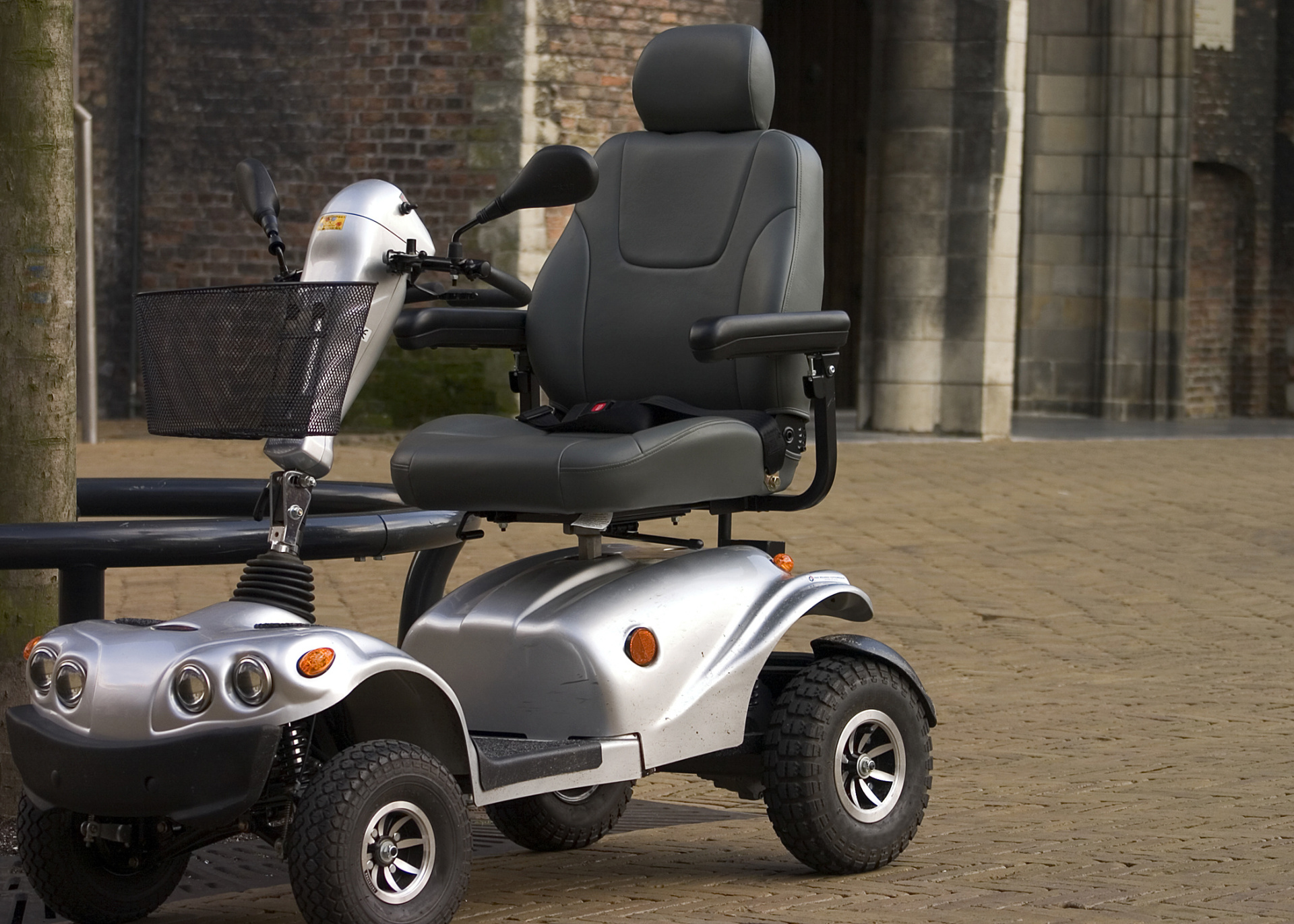 Motorised Mobility Scooter