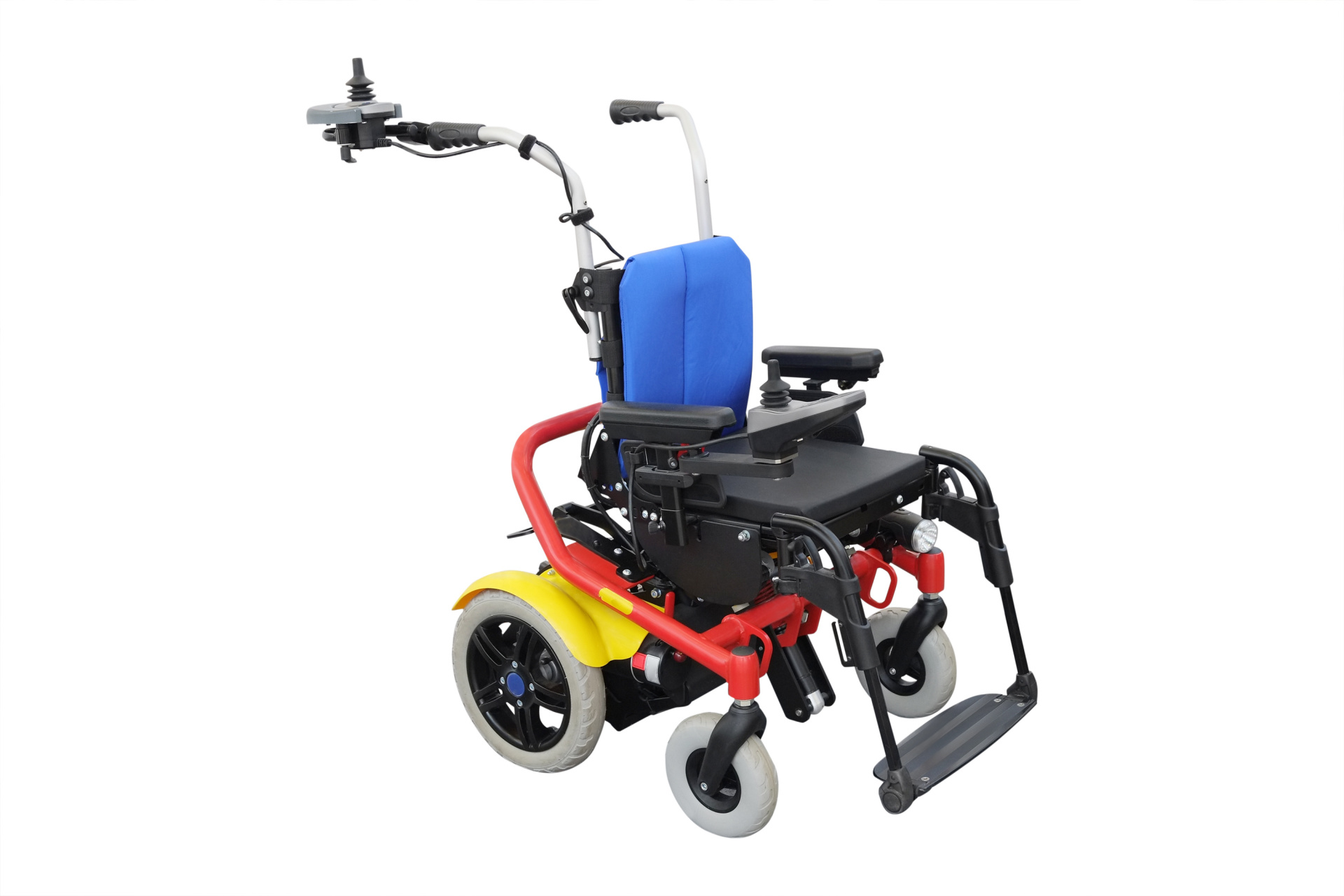 Paediatric Powered Mobility