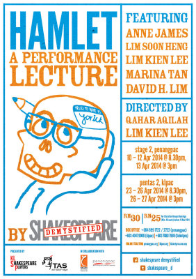 Hamlet: A Performance Lecture by Shakespeare Demystified (2014)