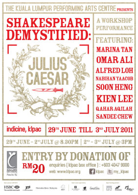 Shakespeare Demystified: Julius Caesar (2011)