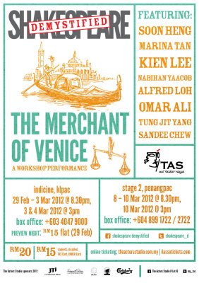 Shakespeare Demystified: The Merchant of Venice (2012)