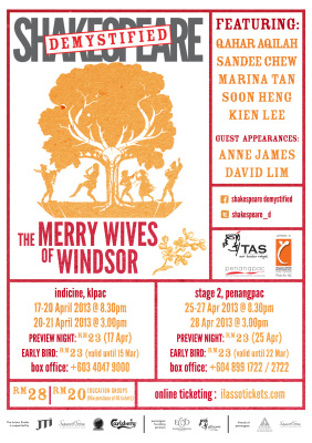 Shakespeare Demystified: The Merry Wives of Windsor (2013)