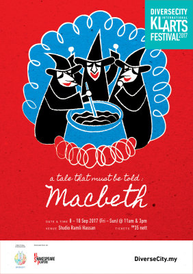 A Tale That Must Be Told: MACBETH