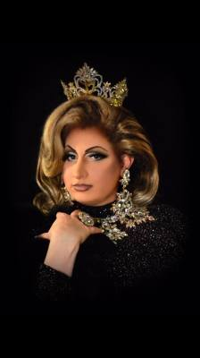Georgia Versace Couture, Miss Gay Pennsylvania America 2013