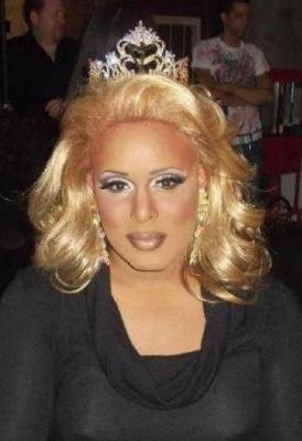 Domiana Dupre St. James, Miss Gay Pennsylvania America 2011