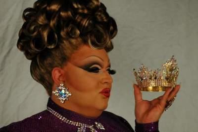 Vicky Dominatrix, Miss Gay Pennsylvania America  2008